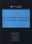 Cover of Cross-Frontier Insolvency of Insurance Companies