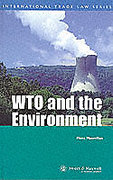 Cover of The WTO and the Environment