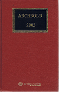 Cover of Archbold: Criminal Pleading, Evidence and Practice 2002