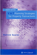 Cover of VAT Planning Strategies for Property Transactions