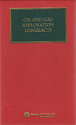 Cover of Oil and Gas Exploration Contracts
