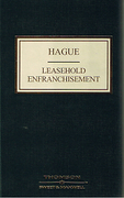 Cover of Hague on Leasehold Enfranchisement 4th ed