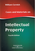 Cover of Cases and Materials on Intellectual Property