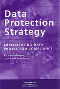 Cover of Data Protection Strategy:  Implementing Data Protection Compliance