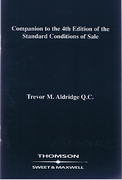 Cover of Companion to the 4th edition of the Standard Conditions of Sale