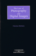 Cover of The Law of Photography and Digital Images