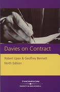 Cover of Davies on Contract