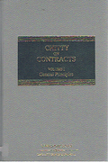 Cover of Chitty on Contracts 29th ed: Volumes 1 & 2