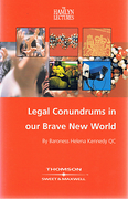 Cover of The Hamlyn Lectures: Legal Conundrums in Our Brave New World