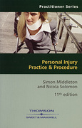 Cover of Personal Injury Practice & Procedure