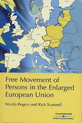 Cover of Free Movement of Persons in the Enlarged European Union