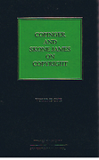 Cover of Copinger and Skone James on Copyright