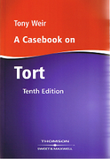 Cover of A Casebook on Tort