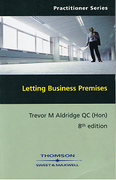 Cover of Letting Business Premises