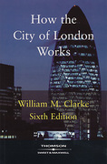 Cover of How the City of London Works