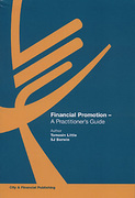 Cover of Financial Promotion - A Practitioner's Guide