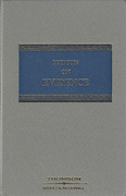 Cover of Phipson on Evidence 16th ed