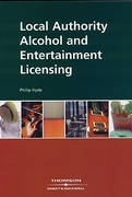 Cover of Local Authority Alcohol and Entertainment Licensing
