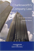 Cover of Charlesworth's Company Law