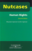 Cover of Nutcases Human Rights Law