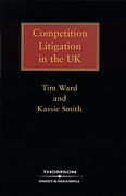 Cover of Competition Litigation in the UK
