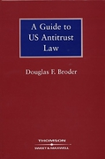 Cover of A Guide to US Antitrust Law
