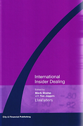 Cover of International Insider Dealing