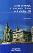 Cover of Listed Buildings, Conservation Areas and Monuments