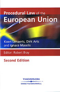 Cover of Procedural Law of the European Union