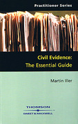 Cover of Civil Evidence: The Essential Guide