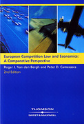 Cover of European Competition Law and Economics: A Comparative Perspective