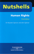 Cover of Nutshells Human Rights