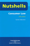 Cover of Nutshells Consumer Law