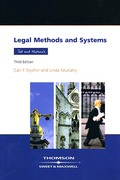 Cover of Legal Methods and Systems: Text and Materials