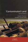 Cover of Contaminated Land