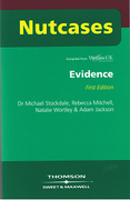 Cover of Nutcases Evidence