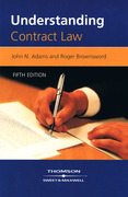 Cover of Understanding Contract Law