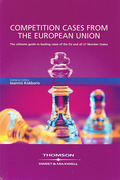 Cover of Competition Cases from the European Union