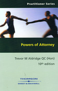 Cover of Powers of Attorney