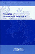 Cover of Principles of International Insolvency