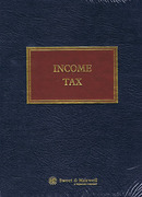 Cover of Whiteman on Income Tax 3rd ed with 19th Supplement