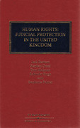 Cover of Human Rights: Judicial Protection in the United Kingdom
