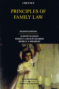Cover of Cretney: Principles of Family Law