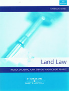 Cover of Textbook Series: Land Law