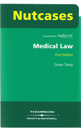 Cover of Nutcases Medical Law