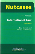 Cover of Nutcases International Law (No New Edition)