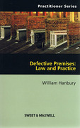 Cover of Defective Premises: Law and Practice