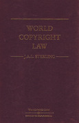 Cover of World Copyright Law