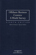 Cover of Offshore Business Centres: A World Survey