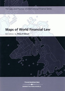 Cover of Maps of World Financial Law